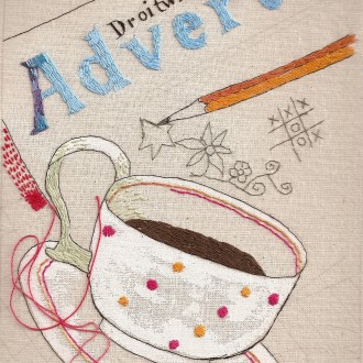 New: Art Embroidery Workshop