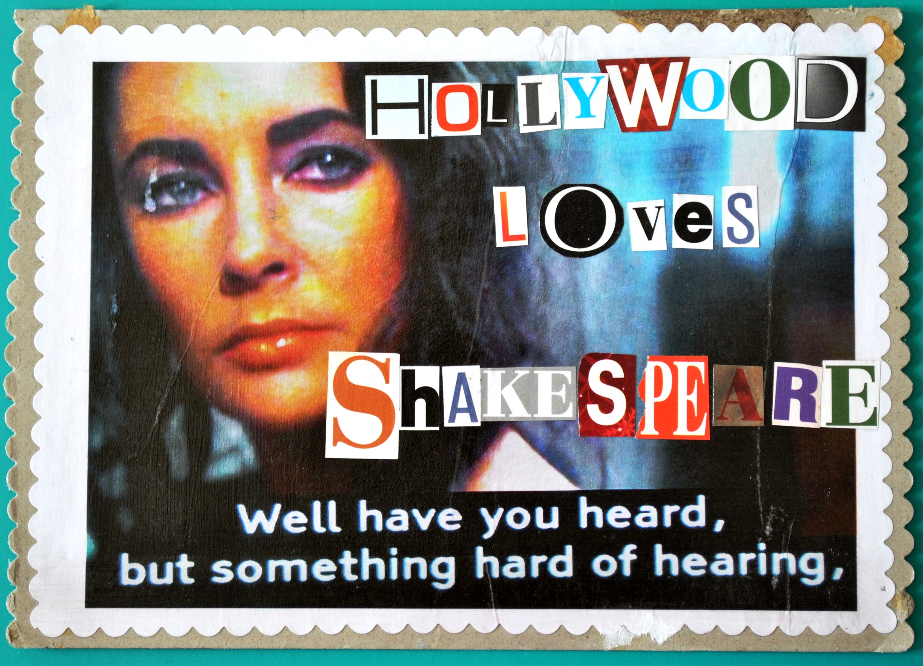 Tamara Jelaca 'Hollywood Loves Shakespeare'