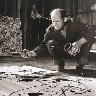 L'Hommage to Jackson Pollock