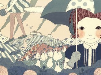 Yoko Furusho, Illustrated shop windows