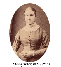 Soul to Sole project: The story of Fanny Ward